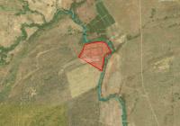 Bán lô đất ngay KCN Rạng đông, có suối bao quanh giá 70k/m2, DT 14798m2, có sổ, gần cao tốc PT - VH