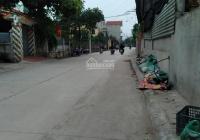 Bán đất Vạn Phúc, Thanh Trì, 50m2, ngõ 2m, 780tr