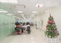 Cho thuê văn phòng nhà mới xây số 6 Nguyễn Ngọc Nại, Thanh Xuân S= 110m2, giá 18 triệu/th
