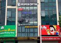 Cho thuê nhà mặt phố Nguyễn Văn Huyên, Cầu Giấy dt 30m2, 5 tầng, MT 5m thông sàn giá 35tr/th