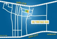 Đất chính chủ cần bán tại Tân Hải DT 6x44m, giá 9.8tr/m2 - liên hệ: 0932.869.179