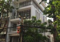 Cho thuê nhà Nguyễn Ngọc Vũ DT 85m2 x 5T, MT 6m giá 28tr nhà đẹp tiện làm VP. LH 0963506523