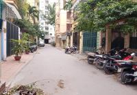 Tôi cần bán mảnh đất mặt ngõ 12 Lương Khánh Thiện, ngõ to ôtô vào đất, DT 73/100m2, mặt tiền gần 5m