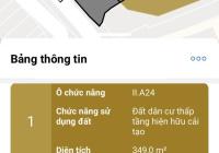 Nhà bán góc 2MT Tân Hóa, P1, Q11 (hẻm hông 12m). Giá: 16,5 tỷ (bớt lộc)