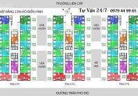 Bán căn hộ chung cư IEC Tứ Hiệp, Thanh Trì. Căn 15 CT2 DT 70m2, giá bán 1 tỷ 380/CH. LH 0979449965