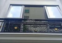 Cho thuê nhà riêng đường Đại La - Nhà 45m2 x 5 tầng, ngõ to, giá 14 tr/th