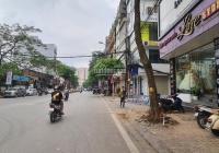 Bán đất Ngọc Khánh, Ba Đình - hai mặt tiền - ngõ thông - kinh doanh - hiếm