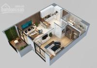 Bán căn hộ 1 phòng ngủ 45m2, đảo Swan Bay, với 3 thấp: Tầng thấp chênh thấp giá thấp, nhận nhà 2022