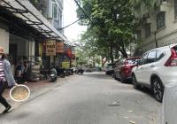 (Chính chủ - ảnh thật) Bán nhà ngõ 88 Võ Thị Sáu, Hồ Quỳnh 55m2x5T ô tô vào nhà, KD giá 8.25 tỷ