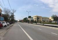 Đất trung tâm TP Đồng Hới, mặt tiền kinh doanh đường Hữu Nghị. LH 0906095617