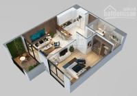 Bán căn hộ 1 phòng 45m2, Đảo Đại Phước Swan Bay, nhận nhà 2022, tầng thấp chênh thấp giá thấp 470tr