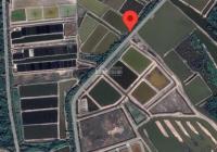 Bán đất mặt tiền đường Lý Nhơn, Cần Giờ, DT: 10514m2, giá: 1.65 triệu/m2 TL