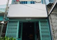 Chỉ 1.85 tỷ, vào ở ngay, sau lưng trường cấp 1, cấp 2, nhà 3x6.5m, Đ. Nguyễn Văn Luông, P. 11, Q. 6