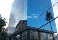 Cho thuê tòa nhà văn phòng 2 mặt tiền mới 100% hầm 7 tầng lầu. Diện tích sàn 1200m2 Q2