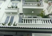 Cho thuê nhà mới xây HXT 8m Phạm Văn Chiêu, P. 14, Gò Vấp 1 lửng 3 lầu