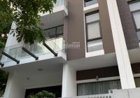 cho thuê nhà mặt phố Trần Đăng Ninh, Diện tích 109m, XD 75m, 4 tầng, 1 hầm. full điều hòa. Giá 50tr