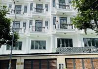 Nhà 5 tầng có thang máy cuối Đ. Nguyễn Oanh, DTSD 300m2, xây full có chỗ oto, SĐT: 0908714902