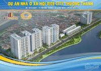 Nhà ở xã hội Him Lam Thượng Thanh - giá 16 triệu/m2 - tiếp nhận hồ sơ đợt 1 LH 0945944510