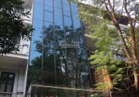 Cho thuê nhà Trung Hòa Nhân Chính, Thanh Xuân, 75m2, 7 tầng 1 hầm, Mt 5,2m. Giá 48tr, Lh 0961258683
