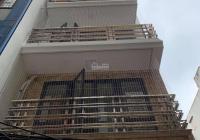 Bán nhà phân lô Phạm Thận Duật 55m2, ở ngay, 5 tầng, gara ô tô, kinh doanh 7,2 tỷ