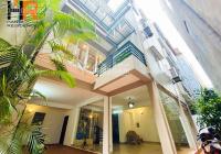 Chính chủ cho thuê nhà đẹp 4 tầng có sân nhỏ đỗ xe tại Từ Hoa, Quảng An, Tây Hồ