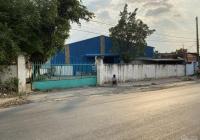 Bán xưởng đường nhựa xe container Thái Hòa, Tân Uyên giá cực rẻ