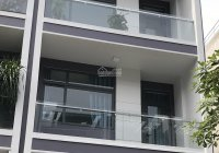 """Nhà """"mới"""" KĐT An Phú An Khánh, hầm, 5*20m, 3 lầu, 5PN, 30 triệu/th mùa dịch 25 tr/th, LH 0933745397"""