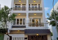 Bán nhà phố cao cấp 7x18m 1 trệt 3 lầu ốp mái, nhà mới thiết kế tân cổ điển rất hiện đại