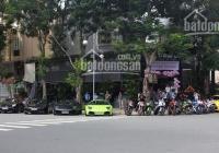 Bán lô cặp đất nhà phố Phú Mỹ Hưng, quận 7 đường 20m sổ hồng 216m2 giá 45,8 tỷ. LH: 0909591666