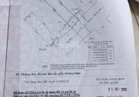 Chủ gửi bán gấp căn nhà 4 lầu đường 8m Dương Quảng Hàm, P5, DT 4.2x20m. Giá 8.2 tỷ TL, ĐCT: 35tr/th