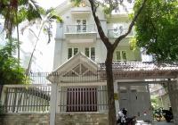 Cho thuê biệt thự Linh Đàm 232m2 x 4 tầng, mặt tiền 10m giá 32 triệu/tháng