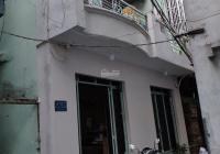 Nhà đôi 1 trệt 1 lầu quận Tân Phú