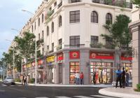 Cần bán lô Shophouse Sơn Đồng, MT 6,25m - Đã có sổ đỏ, hỗ trợ Ls 0% trong 12 tháng
