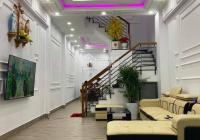 Có 1-0-2! Bán gấp nhà mới sạch sẽ HXH Trường Sơn, P15, Q10, 55m2 (4x13.8m), 4 tầng, 7.5 tỷ