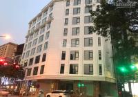 Bán tòa VP 9 tầng căn góc gần Keangnam Phạm Hùng - Nguyễn Chánh DT 240m2 * 9T, góc giá 98 tỷ