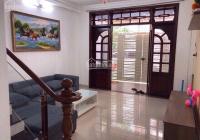 Cần bán nhà ngay đường Nguyễn Văn Luông, P. 11, Quận 6, DT 4x8 nhà 01 trệt 01 lầu. Giá 2,850 tỷ