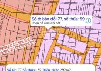 Cần bán lô đất đẹp trong khu dân cư Phước An, Nhơn Trạch, Đồng Nai. Dt 10,26m x 28,9m.