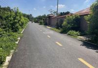 Bán đất làm nhà vườn nghỉ dưỡng, sau trường tiểu học Long Tân, cách TL 52 chỉ 100m