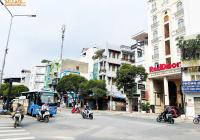 Nhà 1 hầm 5 lầu 2 mặt tiền vị trí siêu đẹp ngay ngã 3 Nguyễn Thái Sơn - Phạm Ngũ Lão gần chợ Gò Vấp