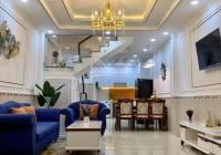 Cho thuê nhà đẹp hẻm lớn đường Thoại Ngọc Hầu, P. Hòa Thạnh