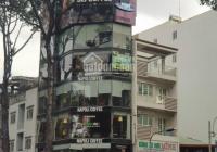 Bán nhà mặt tiền Cách Mạng Tháng 8, P. 5, Q. Tân Bình, DT: 4,6m x 22m, HĐT 60tr