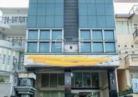 Bán gấp tòa nhà văn phòng 6 lầu 7x20m mặt tiền phường 4 Tân Bình giá rẻ