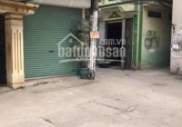 Cho thuê cửa hàng tại Thanh Liệt, đường Kim Giang, DT 22m2, mặt ngã 3 ô tô vào thoải mái