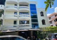 Biệt thự góc 2 mặt tiền 43R/ Hồ Văn Huê 7x17 khu nội bộ sang trọng bậc nhất Khu Phường 9, Phú Nhuận