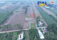 Lô đất biệt thự 2 mặt tiền trước sau ngay cạnh khu công nghiệp Giang Điền, chỉ 4.2tr/m2