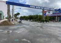 Chính chủ cần bán 2 nền đất KDC Phước Đông 850 triệu/100m2 sổ hồng riêng, huyện Cần Đước