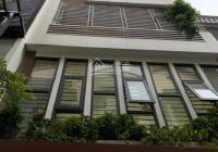 Bán gấp nhà 71m2 x 5 tầng thang máy, phố Nguyễn Văn Cừ - Long Biên, cho thuê 40tr/th, giá hơn 12 tỷ