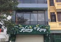 Cho thuê nhà nga MP Hào Nam: 60m2 x 5 tầng, MT 4m, thang máy, thông sàn, riêng biệt. LH: 0974557067