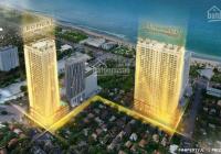 Cần bán căn hộ Quy Nhơn Melody, mặt tiền đường Nguyễn Trung Tín, view biển và thành phố