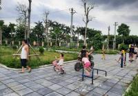 Cần bán lô đất 78,4m2 tại thôn Thượng Phúc Bắc Hồng cách mặt công viên 20m đường 3,5m xe con đỗ cửa